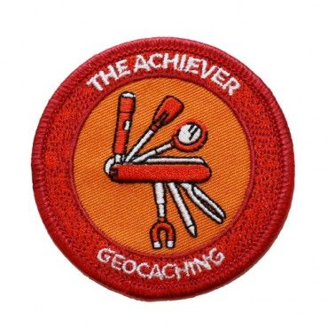 7SofA Patch: The Achiever $4.00 USD Do you have what it takes to be an Achiever? During the 7 Souvenirs of August celebration, we want people to celebrate the many types of geocaches and geocachers. You may be a Nature Lover, a Socializer, an Explorer, a Collector, a Puzzler, or a Sightseer. No matter who you are, you can also be an achiever! Once you get all 6, you are an Achiever! Once you are an Acheiver, you should get the patch! Earn all six other souvenirs to unlock this special…