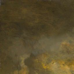 Narcisse-Virgilio Diaz de la Peña | Common with Stormy Sunset | NG2633 | The National Gallery, London