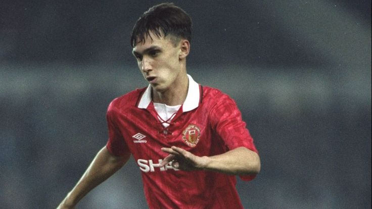 Former Man United player Chris Casper joins Class of '92 at Salford City