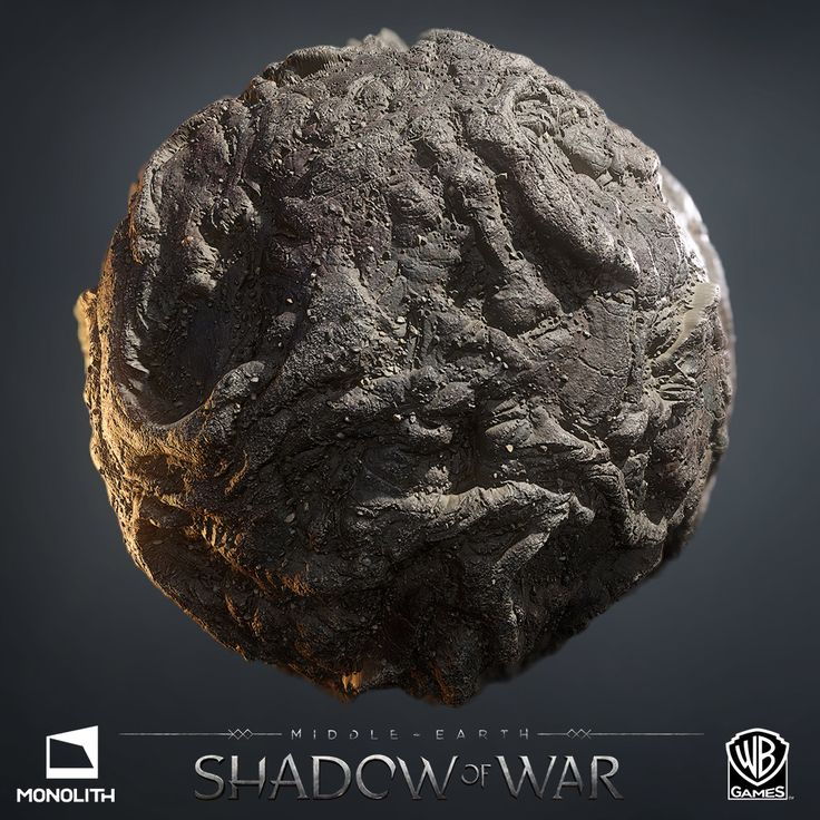 Middle earth Shadow of War Material Renders Joshua