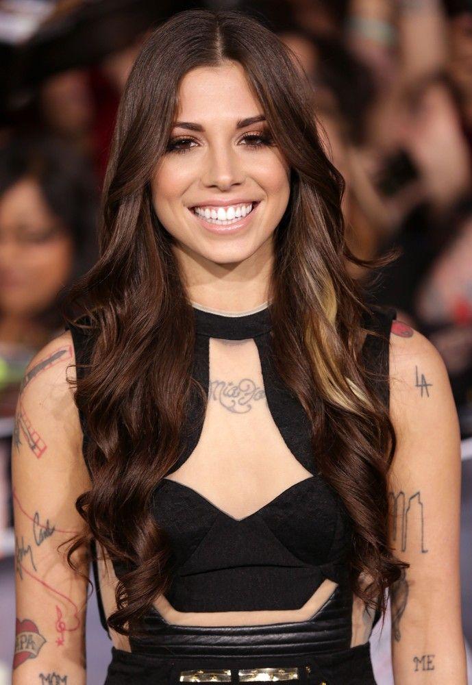 Christina Perri Inspired Hair