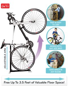 Bike Nook Storage Rack | Buy Direct from Danoz - Full Warranty.