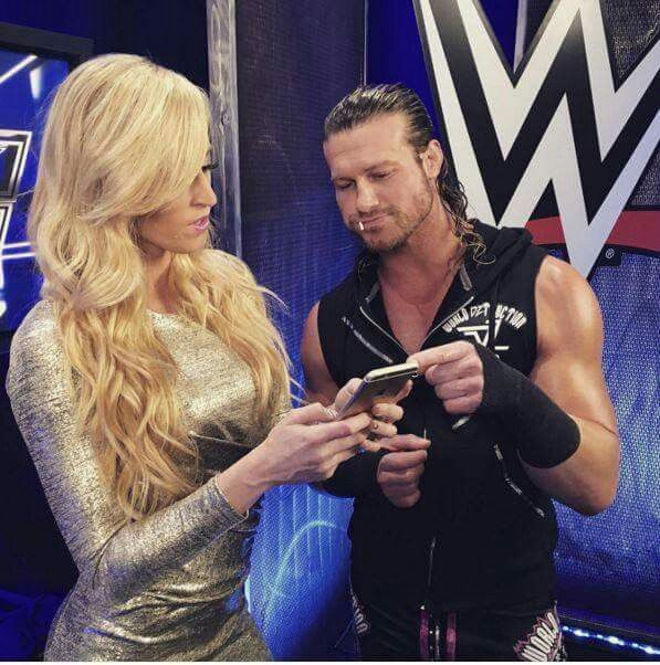 summer rae flirts with john cena Brie bella being married to daniel bryan and of course nikki bella dating john cena it's not surprising that these were the particular divas chosen for the reality show even in summer rae's case when she first appeared on the show she was seen flirting with fandango, her in ring boyfriend at the time.