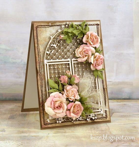 Cutout and roses - Klaudia / Kszp