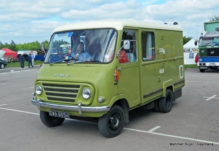 BMC EA Van