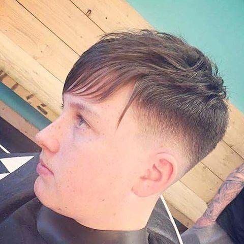 #menshairco #haircut #skinfade #barbershop #menshair