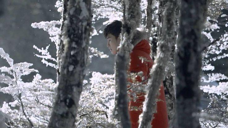 [빈폴아웃도어] 김수현의 감성멜로 '그 겨울의 씬' 메이킹필름