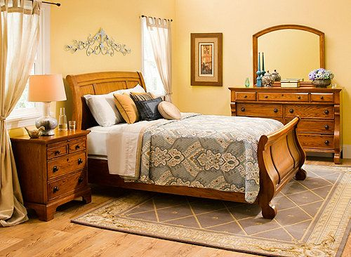 Kathy Ireland Home Georgetown 4 Pc Queen Bedroom Set
