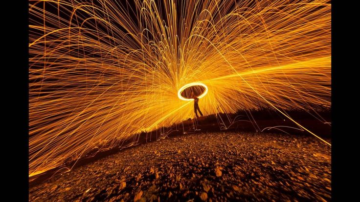 Playing Steel Wool Photography - Long Exposure Photography