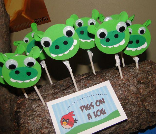 Angry Birds Birthday Party Ideas Birthday Themes