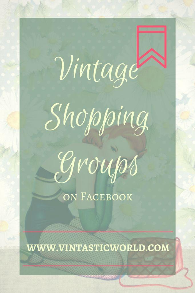 Vintage & Rockabilly Shopping on Facebook