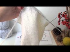 Как связать макушку шапки - вяжем плавную линию убавлений для шапки - YouTube