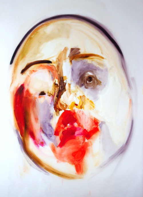 Liza Lacroix's Tormented Abstract Portraits | Beautiful/Decay Artist & Design