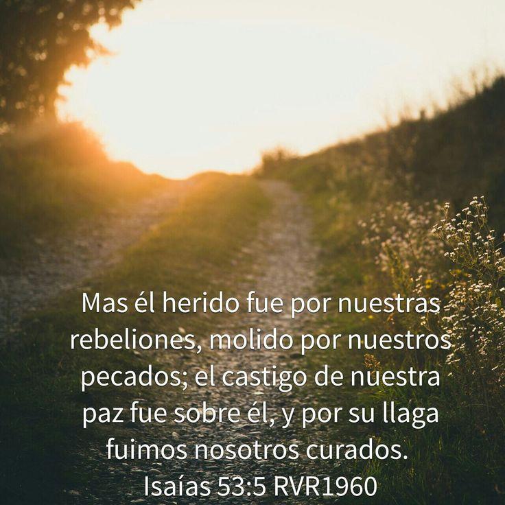 Isiah 53:5