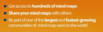 Reasons to join Biggerplate  Thé internet resource for Mindmaps!