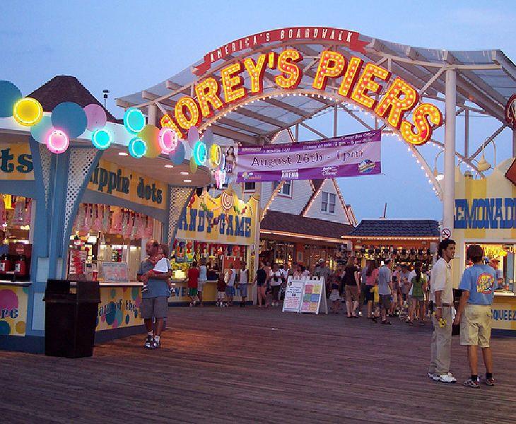 wildwood nj - Morey's Pier