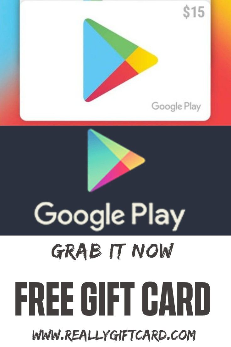 Google play free gift card redeem codes 2020 in 2020