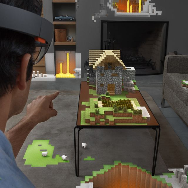 I needed help to install a light switch, and I got it --  from a hologram. She could effectively reach out into my world to draw arrows and diagrams. Microsoft's HoloLens technology is amazing.