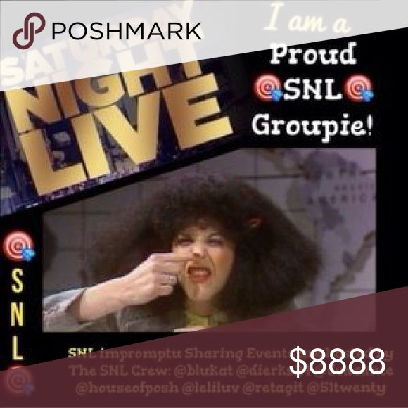 LOVE TO SHARE? SIGN UP @HOUSEOFPOSH Want more exposure? Tag your closet name in the Conversations Listing of SNL in @retagit closet! Accessories