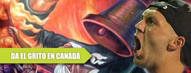 El Mes Patrio de septiembre encontró otra razón para celebrarse con la victoria de Hans Hach en Canadá.