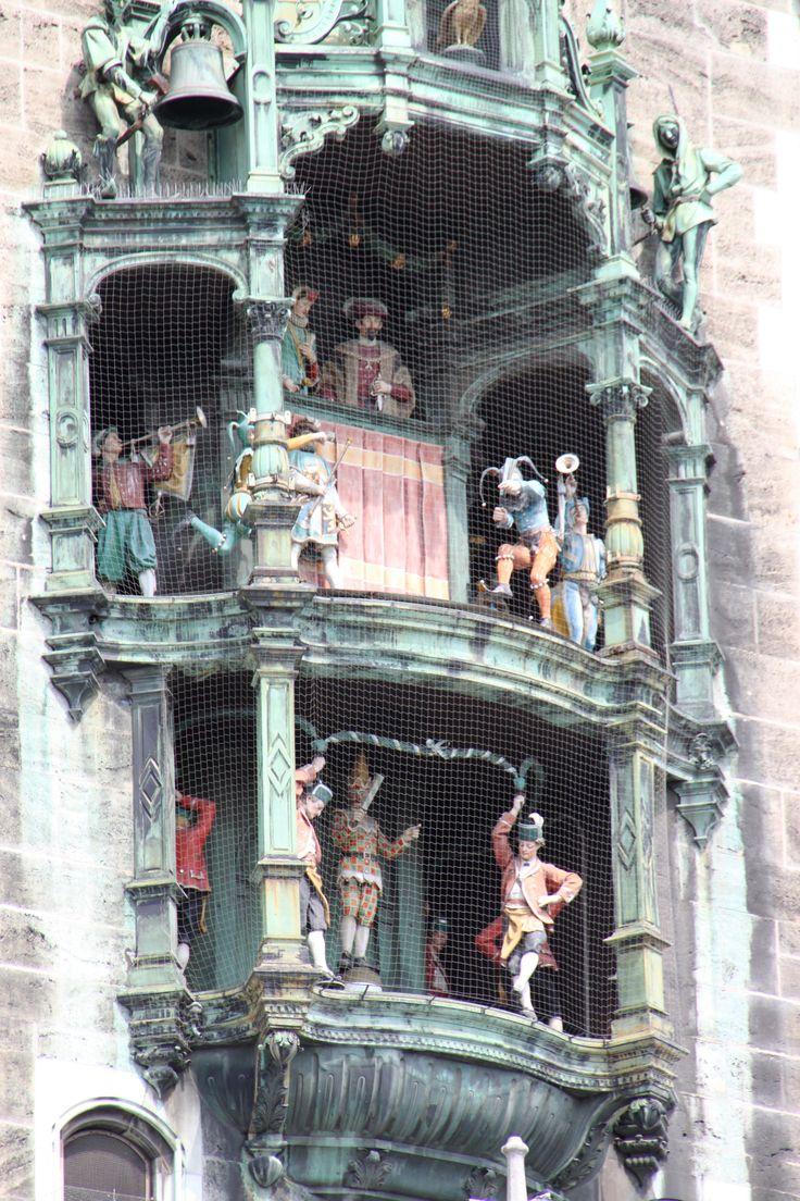 Town Hall Glockenspiel Munich