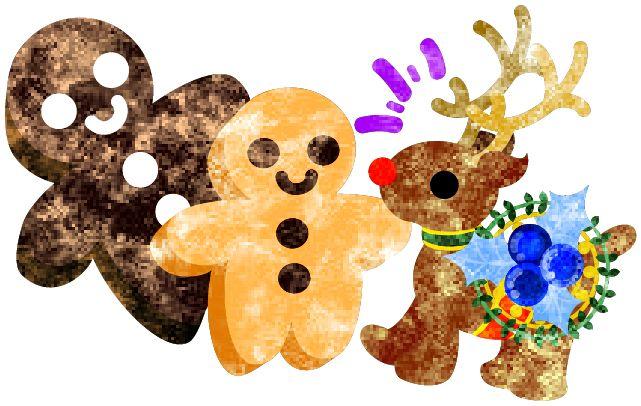 フリーのイラスト素材クリスマスの可愛いイラスト -可愛いトナカイ-  Free Illustration The cute illustration of Christmas -A pretty reindeer-   http://ift.tt/2frFY1W