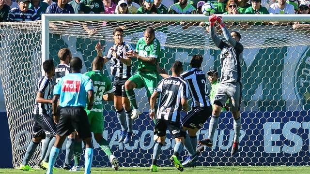 Botafogo F R 1 X 0 Chapecoense 15 11 18 Botafogo Esporte Botafogo Fr