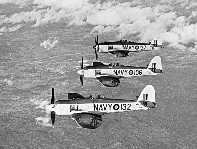 Hawker Sea Fury FB.11  (CASM-28474)