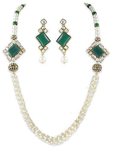 Green Stone White Pearls Indian Bollywood Gold Plated Eth... https://www.amazon.com/dp/B06Y436BQV/ref=cm_sw_r_pi_dp_x_xjCczbPE0XSDZ