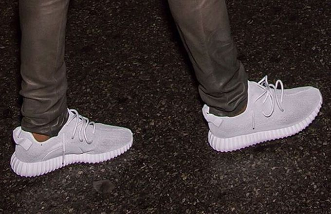 nike yeezy boost gris