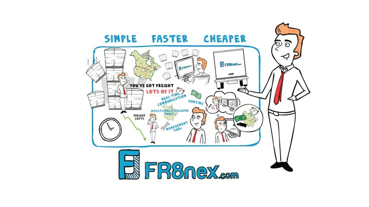 FR8nex (@Fr8nex) - Toronto, Ont: we're on a mission to liberate small to mid-size businesses from the dark ages of manual freight management tasks. We're a cloud-based product that allows manufacturers to book, track and receive freight at cost, through a simple, easy-to-use website. We're a young, quickly growing group of freight and tech wizards. Fr8nex was recently selected as one of Canada's top startups by C100 in San Francisco!