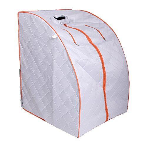ALEKO PIN15SY Personal Folding Portable Home Infrared Sauna w/ Folding Chair and Foot Pad Silver w/ Orange Trim Color For Sale https://bestpatioheaterreviews.info/aleko-pin15sy-personal-folding-portable-home-infrared-sauna-w-folding-chair-and-foot-pad-silver-w-orange-trim-color-for-sale/
