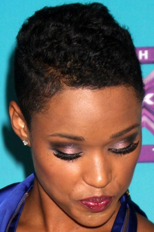 Astounding 1000 Ideas About Black Curly Hairstyles On Pinterest Curly Short Hairstyles Gunalazisus