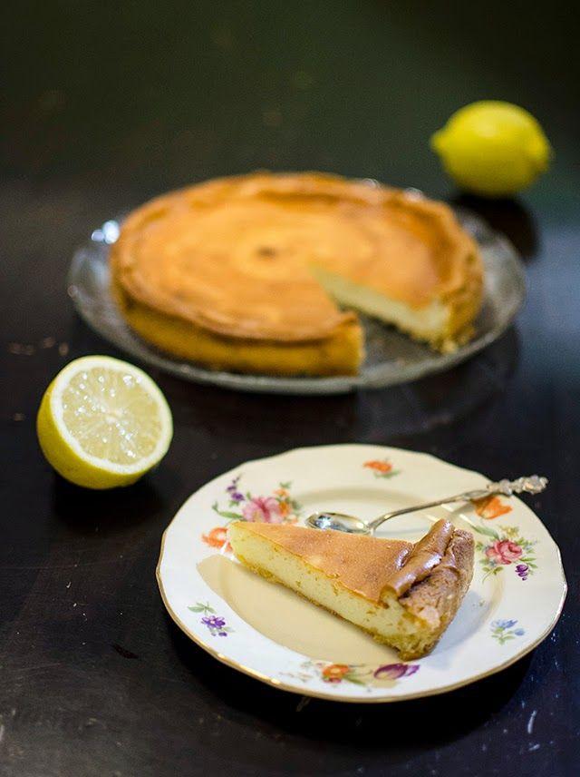 Perunabluussia: Say cheese cake