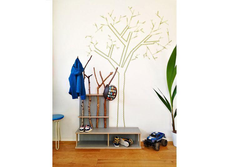 die besten 17 ideen zu kindergarderobe auf pinterest garderobe f r kinder garderobe kinder. Black Bedroom Furniture Sets. Home Design Ideas