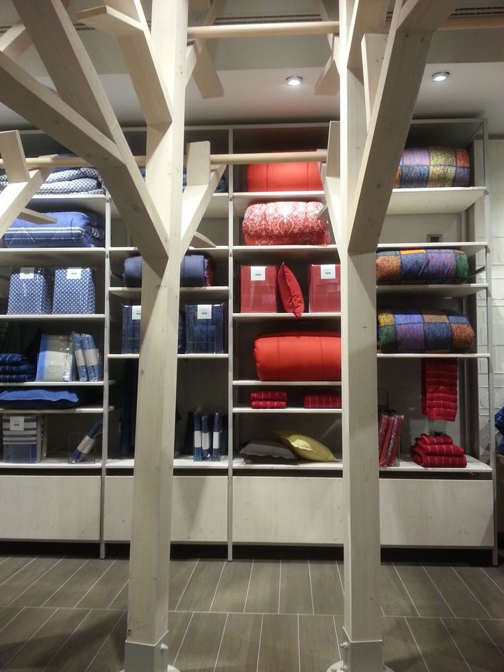 Bassetti Home Innovation, Milan, Italy design | visual | retail