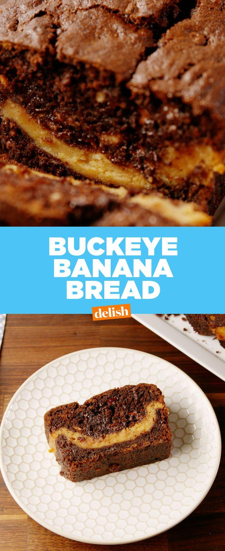 Buckeye Banana Bread