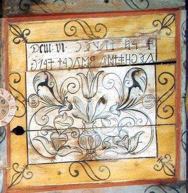 Enlaka rovas inscription, ancient Hungarian writing system