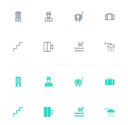 13 Fresh Icon Designs For Inspiration | SmashingApps.com