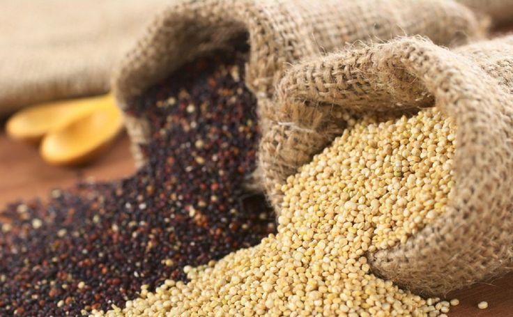 Κινόα και αμάραντος η λύση στο παγκόσμιο διατροφικό πρόβλημα