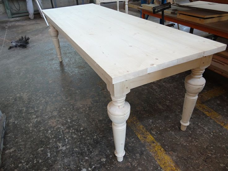 Spruce Table