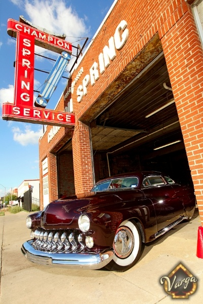 Mercury-nice ride to arrive in #pink style! http://www.dallasranking.com/