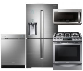 1000 Images About Kitchen Appliances On Pinterest Samsung French Door Refrigerator And