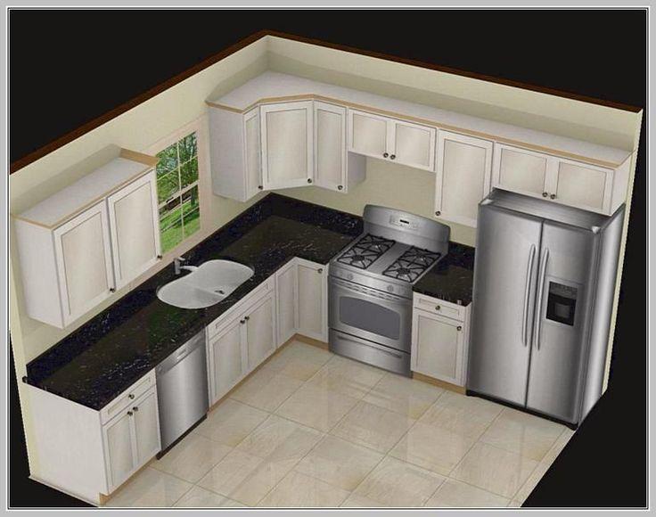 35 best idea about l shaped kitchen designs ideal kitchen - Idea Kitchen Design