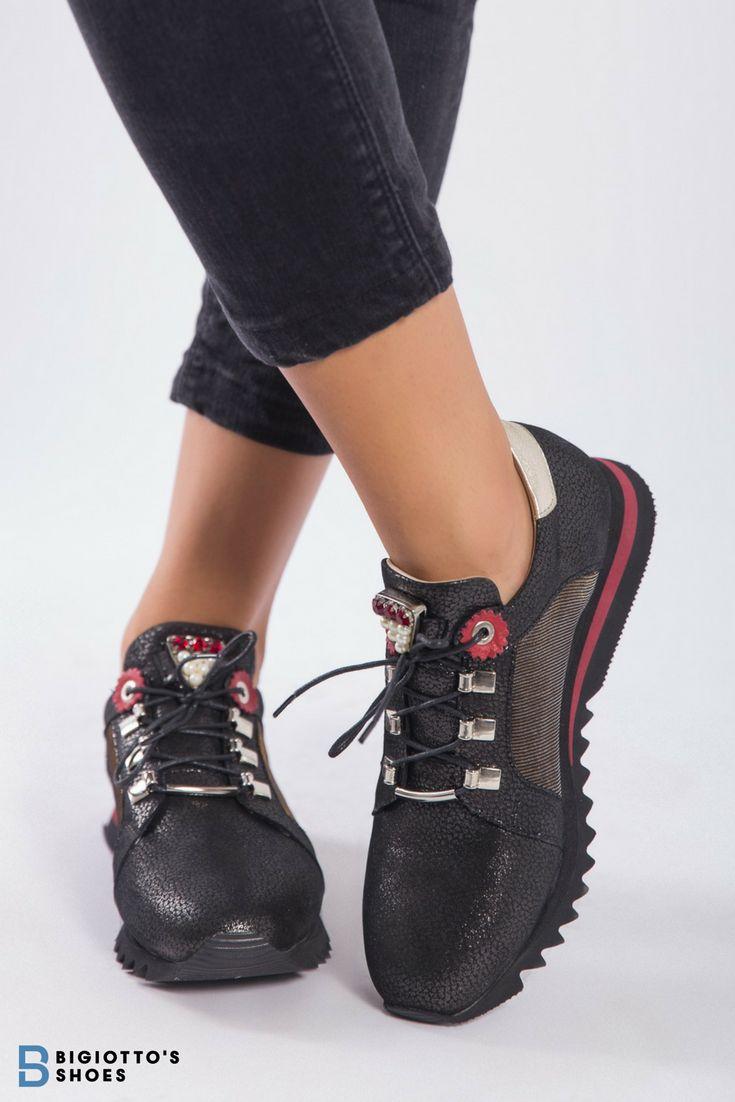 Design-ului extravagant și posibilitatea de a fi asortați la orice ținută a sezonului sunt doar 2 dintre atuurile Premium de care poți beneficia acum cu sneakers din colecția PRESTIGE by BIGIOTTO'S SHOES♥️ www.bigiottos.com — Excelența pe care o căutai★  #bigiottos #newcollection #newshoes #new #shoes #trendy #style #shoelove #shoelover #shoeaddict #sneakerhead #sneakers #leathershoes #premium #premiumquality #premiumleather #premiumshoes #shoesforsale #womenwithstyle #womenwithclass