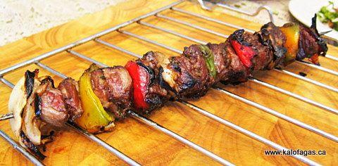 Beef shish kabob marinade