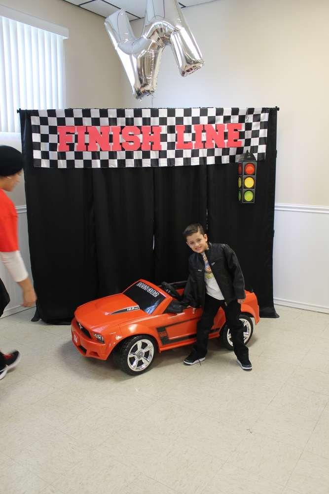 Hot Wheels Birthday Party Ideas | Photo 1 of 31
