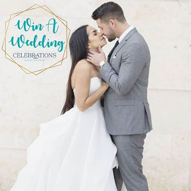 Win A Wedding From Celebrations The Winning Couple Will Walk Down The Aisle With 5000 Towards Their Dream Weddin Win A Wedding Celebrity Weddings Celebrities