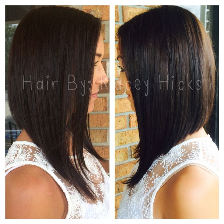 Inverted Bob. Bob. Lob. Short Hair. Long Hair. Medium Hair. Haircut. Hair…