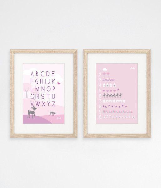 Sne design poster / wall art